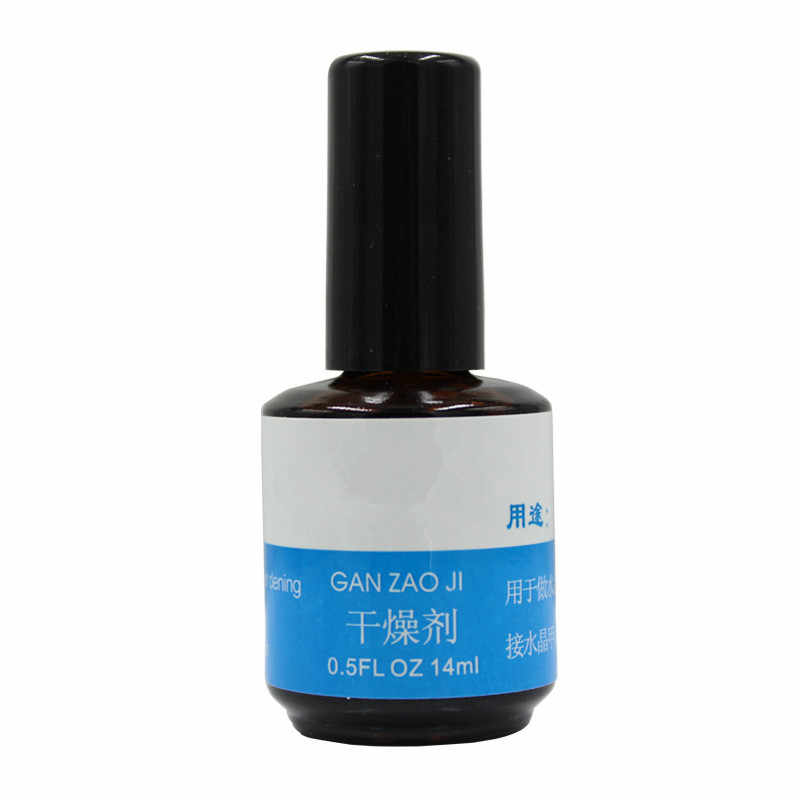 Nail Desiccant Liquid Balance Sterilization for French Crystal Nail Art & UV Tips Cleanser Tools