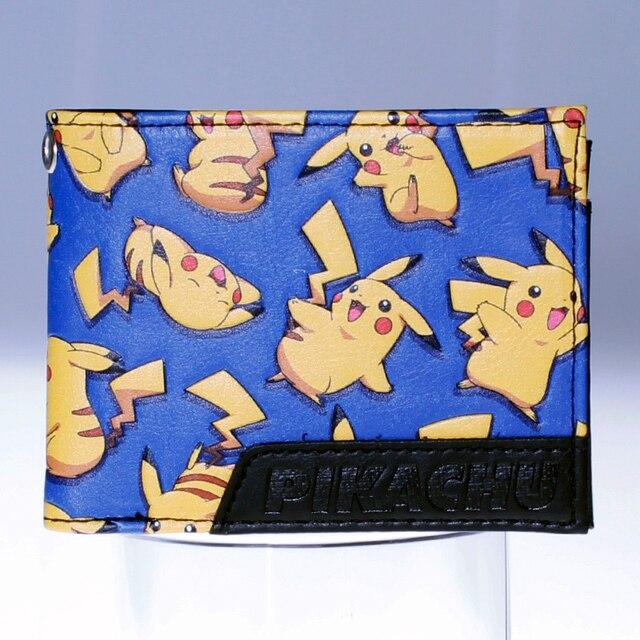 Бумажник Пикачу Покемоны Модель №2