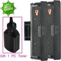 Desconto limitado 2x bk MLT-D101s toner cartucho presente 1 pc toner pó para samsung mlt d101s MLT-2162G MLT-2165 2165w SCX-3405F