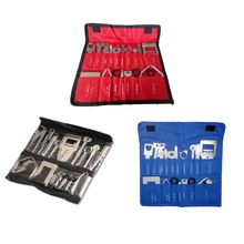 цены 38Pcs/Set Vehicle Car Stereo Radio Release Removal Tools Key Kit with Bag Kenwood Disassembly Tool Fit for Ford Benz Audi