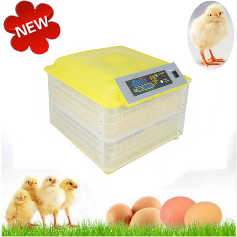 Cheap Price China Digital Temperature Control Small Brooder   Egg Incubator Hatcher for Chicken Duck Bird  Quail
