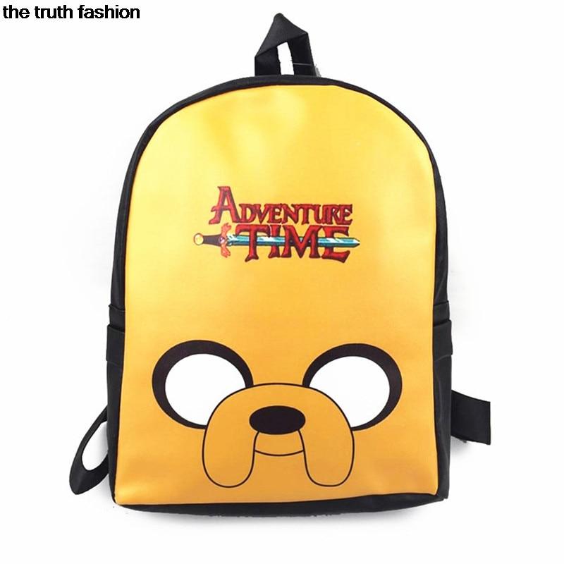 Boy Kids Backpack School Adventure Time dog Backpack Schoolbag For Pupils Boys Satchel waterproof Backpack