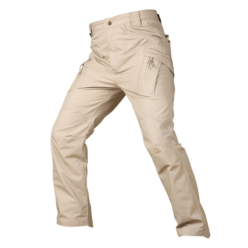 TACVASEN IX9 Men Tactical Military Pants Airsoft Army Combat Cargo Pants Paintball Assault Performance Work Trousers TD-YCXL-033