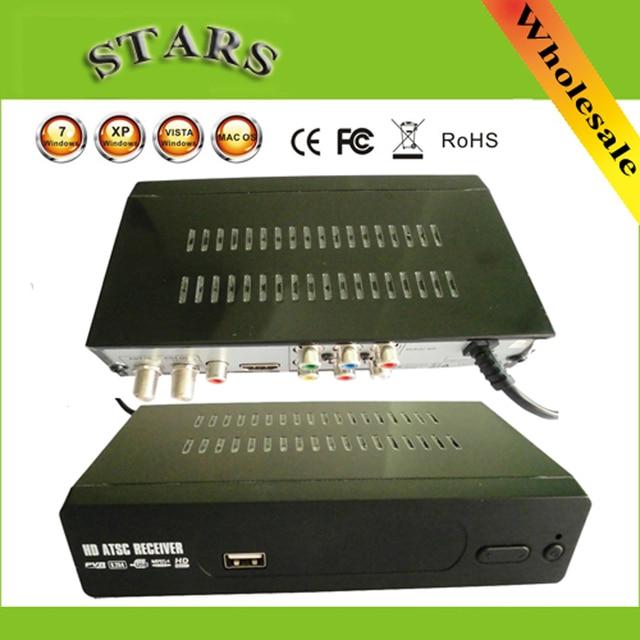 ATSC sintonizador de TV digital convertidor de señal de TV