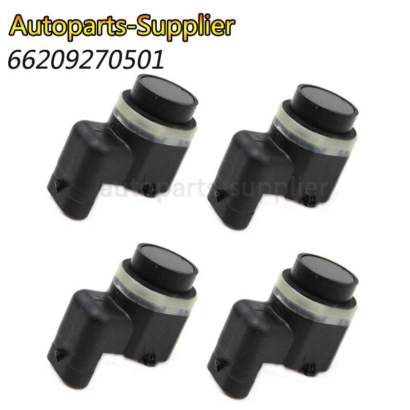 4PCS/Lot 66209270501 Car Parking Rear Parking Sensor PDC For BMW E60 E83 X3 X5 X6 E70 E71 E72