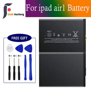 Battery iPad for Air iPad/5/Full-8827mah/.. Repair-Tool-Kits Club Replacement Factory