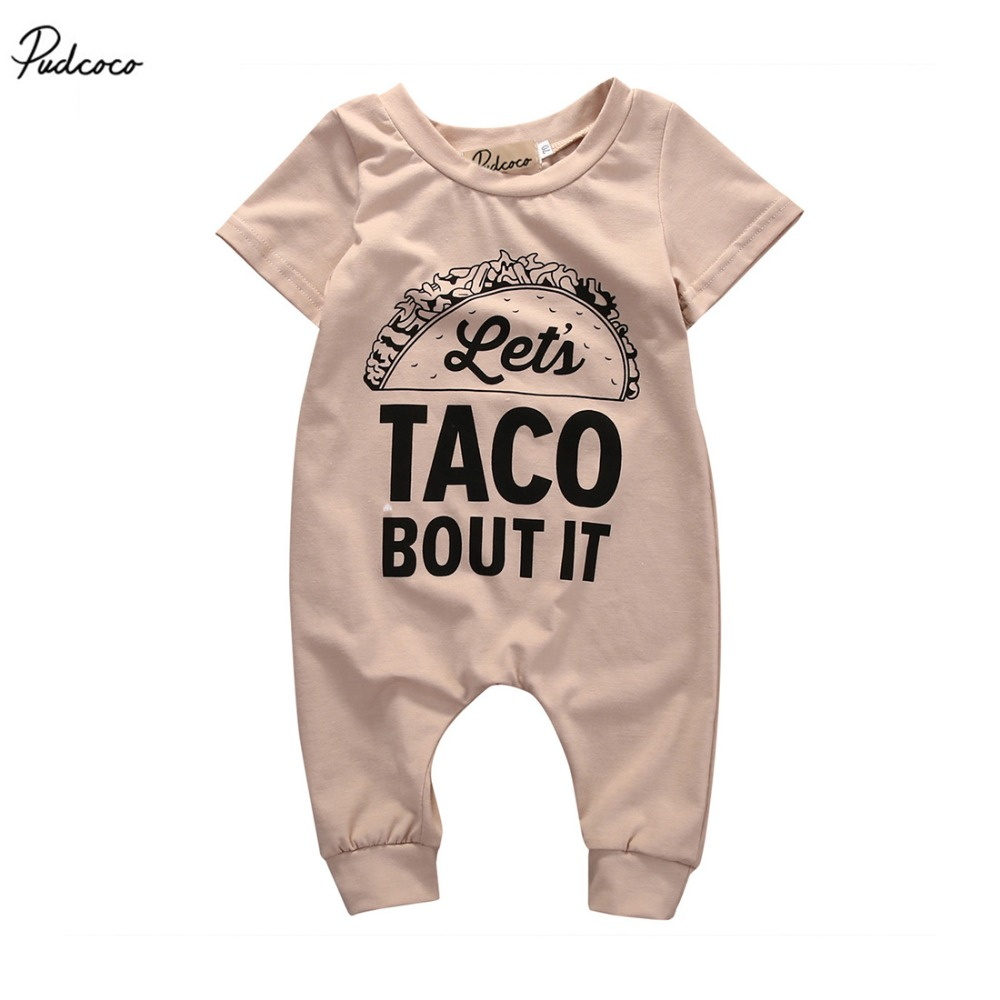 2017 Newborn baby clothes Letter Hamburg Rompers Infant summer baby rompers Short sleeve one-pieces jumpsuit baby girl clothing summer cotton baby rompers infant toddler jumpsuit lace collar short sleeve baby girl clothing newborn overall clothes