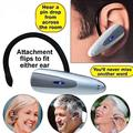 Wireless Personal Sound Amplifier Loud N And Clear Personal Hearing Aid Mini ear hearing aid 97736