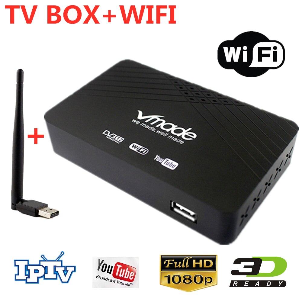 С wifi DVB T2 ТВ приставка Full hd 1080p ТВ тюнер Dvb t2 в наземном приемнике набор декодеров верхние коробки поддержка Youtube IP TV WIFI|Спутниковое ТВ|   | АлиЭкспресс
