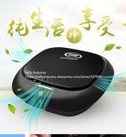 12V Car Air Purifier Vehicle Smart Purifying Device Formaldehyde Removing HEPA Filter Cleaner Built in PM2.5 Sensor
