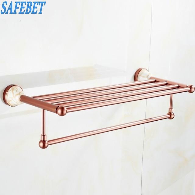 SAFEBET Brand Stainless Steel Towel Rails Folding Movable Bath Towel ...