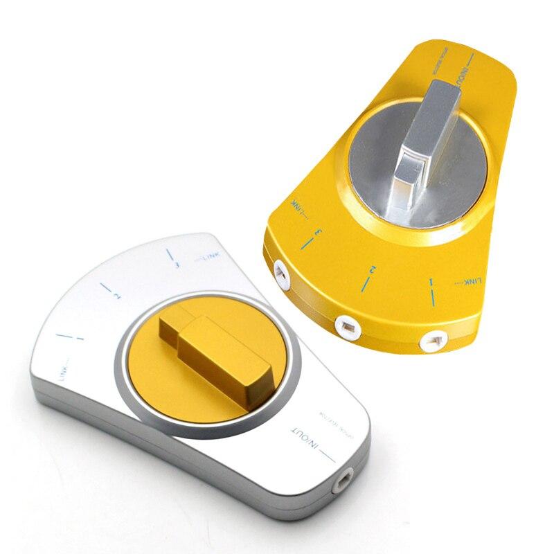 EMK Digital Optical Audio Switcher Toslink Selector Schalter Kompatibel Schnelle Liefern Garantie 3 eingang 1 ausgang