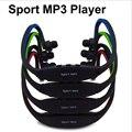 Deportes Electrónicos USB Reproductor de Música Mp3 Auriculares de Radio FM Mp 3 Soporte para Tarjetas Micro SD Radyo Musicas de Auriculares Reproductor de Mp3 Auriculares