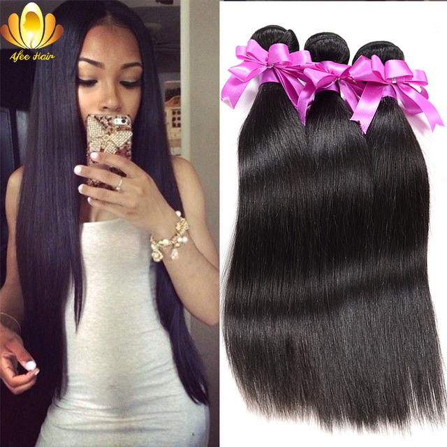Aliexpress Buy 7a Brazilian Virgin Hair Straight Mink