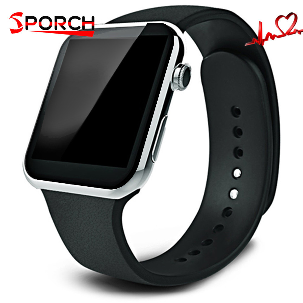 Smartwatch Bluetooth 4.0 A9 Smart Watch For IOS Android Intelligent Clock Wearable Devices Smartphone Sport  Watch Wristwatch a9 smartwatch bluetooth smart watch wristwatch for apple iphone ios android phone wearable devices sport watch pk gt08 dz09 f69