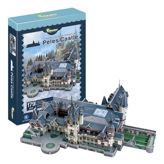 Puzzle Modèle 3D Plusieurs variétés 6
