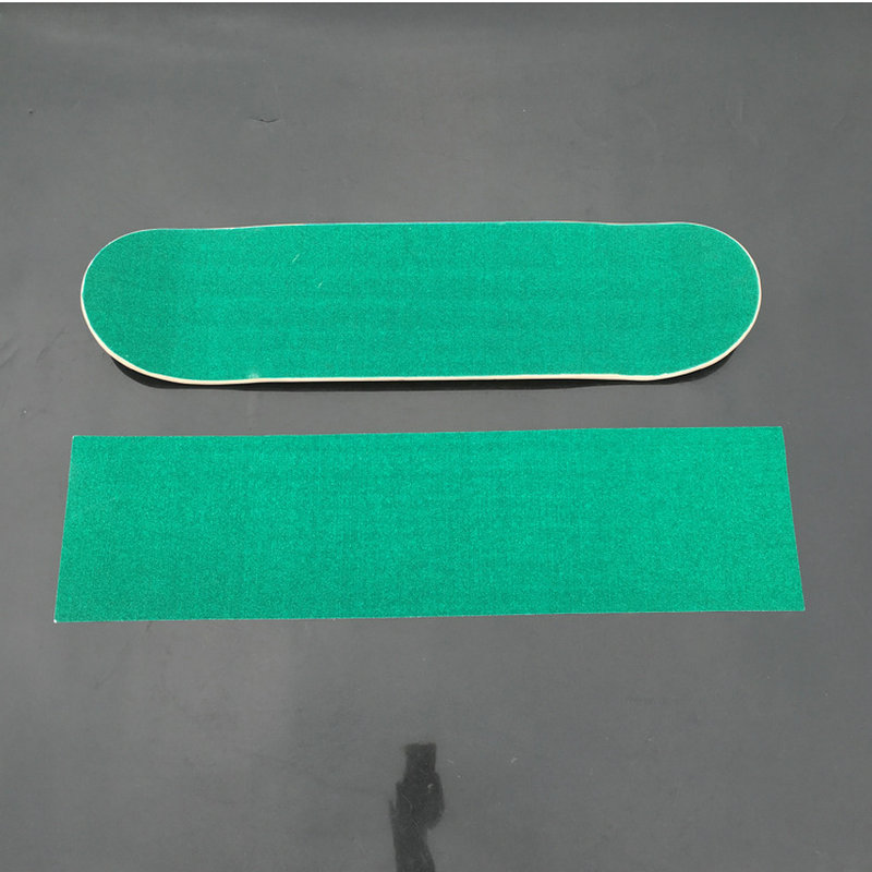Free Shipping 83*23cm OS780 Skateboard Griptapes Silicon Carbide Skate Grip Tapes with Air Holes Sandpaper for Skateboarding