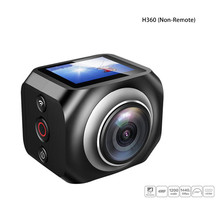 """New 360 WiFi Distant Management video 220 diploma extremely extensive viewing lens 1.5"""" TFT show hero type 190 DV H360 R360 VR360 Digicam"""