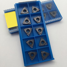 10pcs 16ER 1.0ISO SMX35 Carbide Insert For Threading Turning Tool Boring BAR