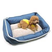 Бесплатная доставка кошка кровать складной ПЭТ коврик 100% хлопок милый спальный кровать кроватка для кота товары для собак 60GW010