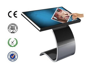 55 Inch 1080P TFT LCD USB Wifi Android HDMI Games Playing Touchscreen Kiosk