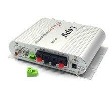 LP-838 Portable Power Amplifier Hi-Fi 2.1 MP3 Radio Audio St