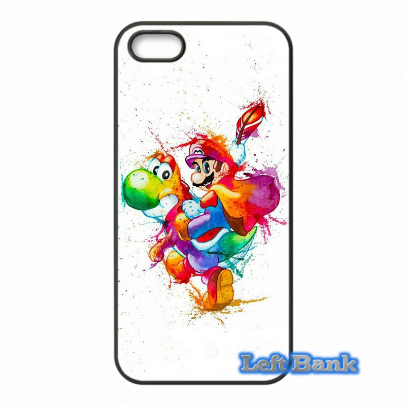 Super Mario Bros Phone Cases Cover For Sony Xperia M2 M4 M5