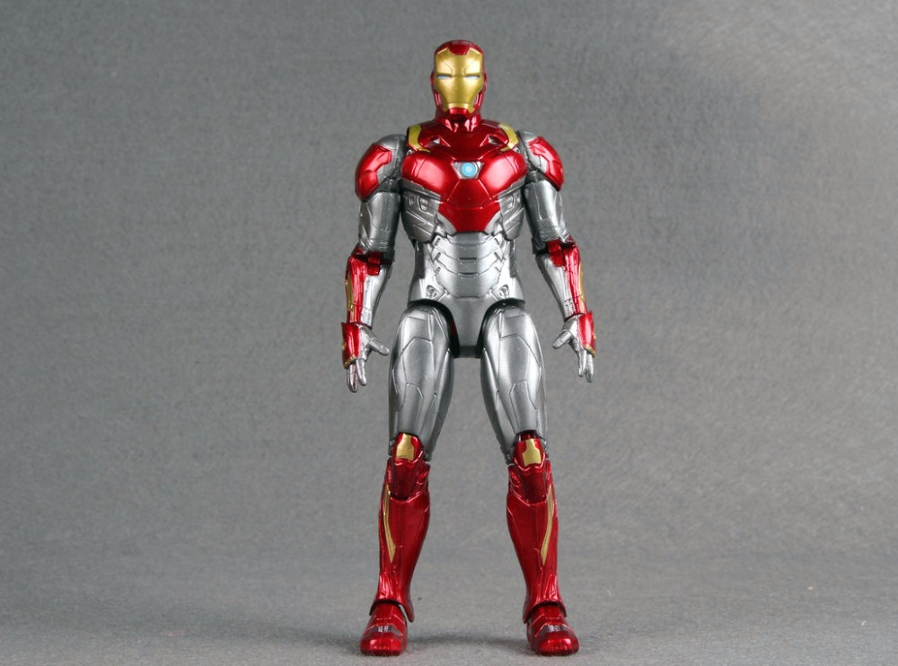 Marvel Iron Man MK47 PVC Statue Action Figure Model Toy