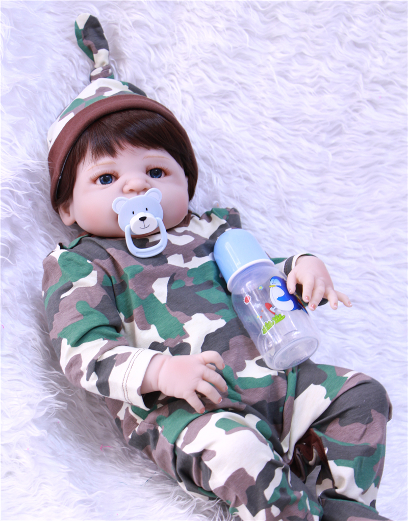 DollMai  2357cm real silicone baby alive boy dolls toys for child gift  bebes reborn com corpo de silicone meninaDollMai  2357cm real silicone baby alive boy dolls toys for child gift  bebes reborn com corpo de silicone menina