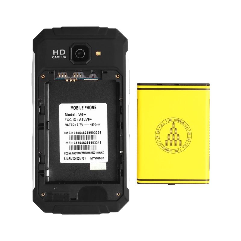 "Image 4 - Original UNIWA V9+ 3G SmartPhone MT6580M Quad Core Android 5.1 Touch Screen Big Battery Mobile Phone 5.0"" Cellphone-in Cellphones from Cellphones & Telecommunications"