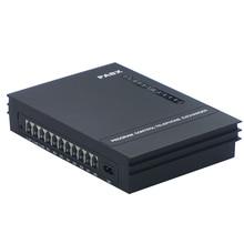 308 소형 키 전화 시스템 미니 pabx pc 관리 소프트웨어 mk308 무료 배송