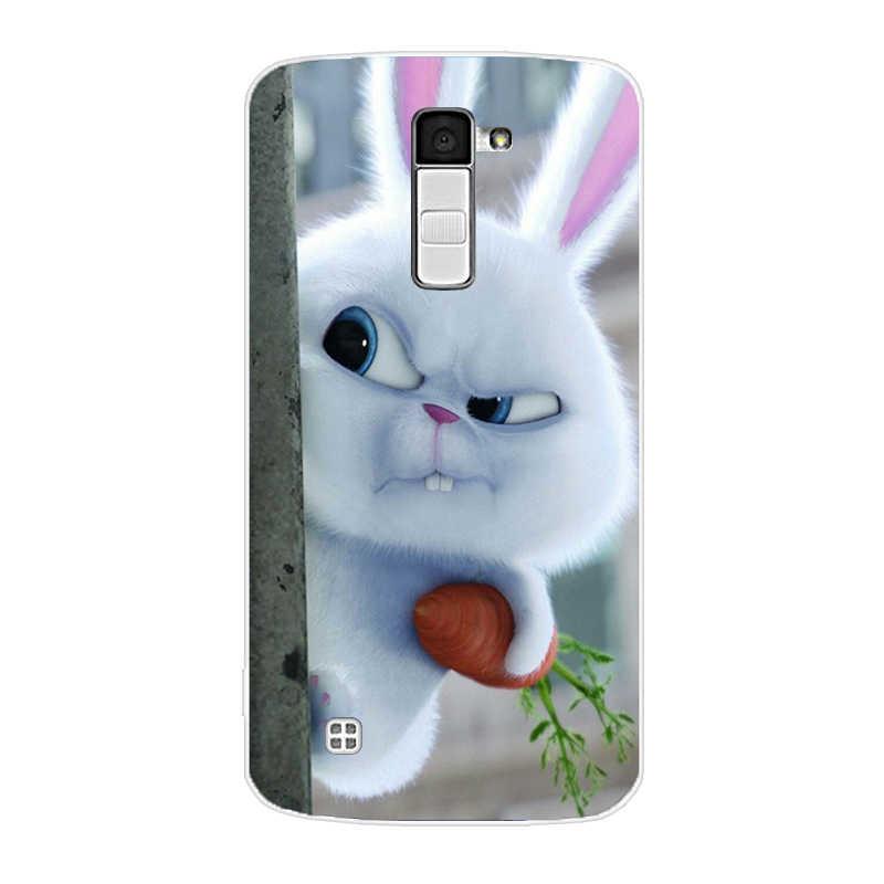 עבור LG K10 מקרה רך TPU טלפון מקרה עבור LG K10 K 10 LTE K420N K430 K430ds מקרי סיליקון חזרה כיסוי עבור LG K10 2016 קאפות Fundas