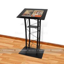 Речевой материал меню спектр дисплей стол речевой консультации обслуживание Добро пожаловать приемная стойка для демонстрации образцов