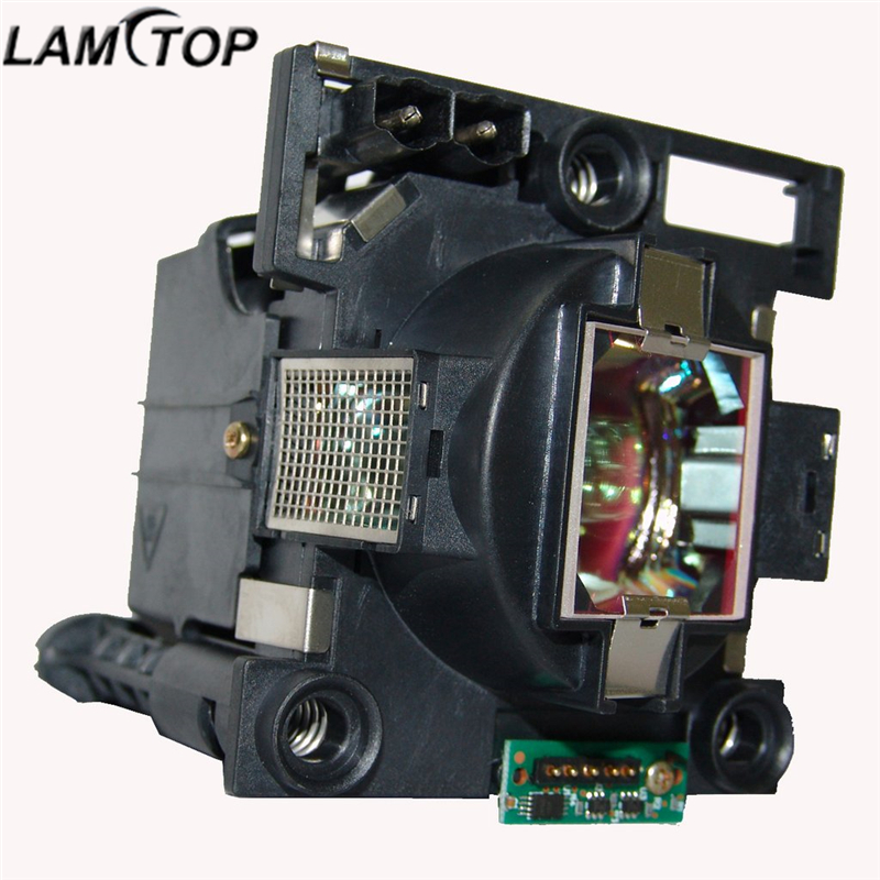 LAMTOP  UHP 300W replacement compatible projector bulb with housing 400-0400-00 projector lamp compatible bare bulb lv lp06 4642a001 for canon lv 7525 lv 7525e lv 7535 lv 7535u projector lamp bulb without housing