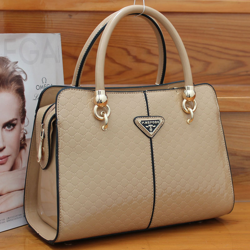 2017 Summer New Hot Women Fashion Striped Handbags High Quality Lady Special Offer Pu Paint Leather Bags Stylish Shoulder In Top Handle From