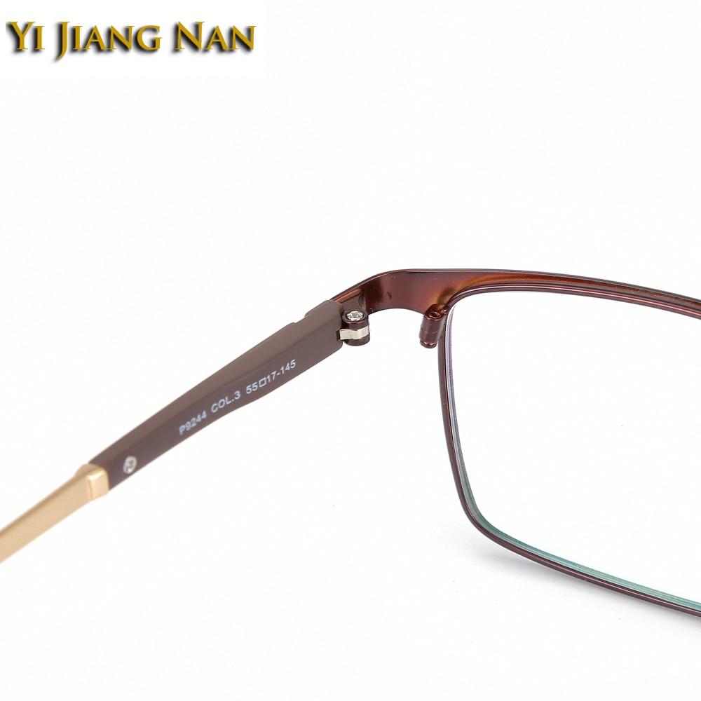 Yi Jiang Nan Merk Mode Full Frame Big Circle Lenzenvloeistof Trend - Kledingaccessoires - Foto 3