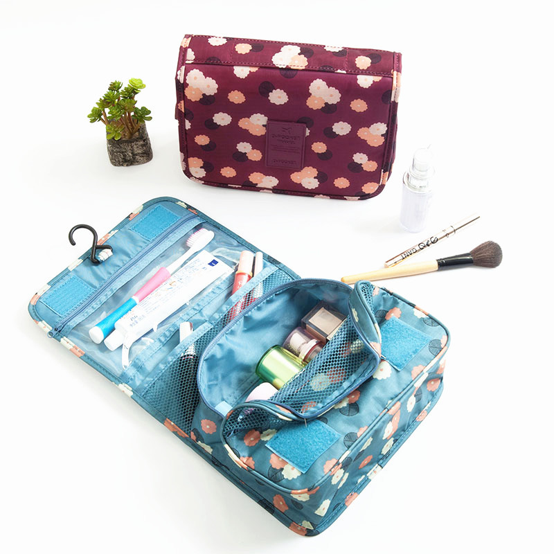 ASFULL Useful New Fashion Toiletry Bags  Wash Bag Cosmetics Bags,Travel Business Trip Accessories Luggage Waterproof Suitcase