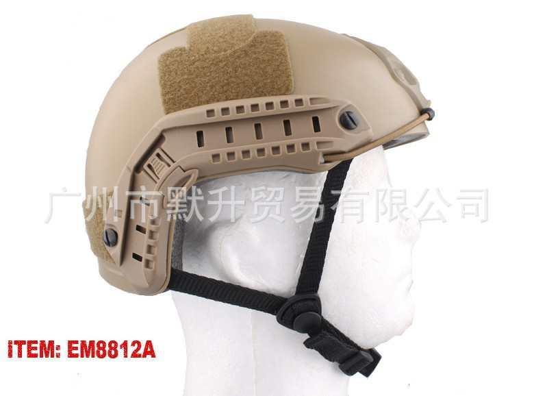 RÁPIDO casco militar de reacción rápida acción de equipos de campo tácticos ventiladores militares OPS-CORE casco MH modelos