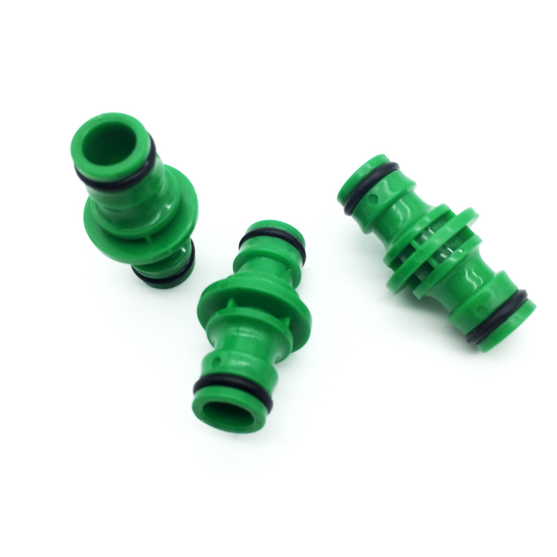 10pcs 16mm Seal Hose Connections Use Garden Irrigation System Components Water Hose Connector Drip Irrigation System