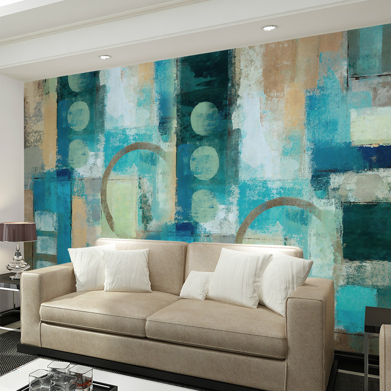 Living Room Wall Murals popular abstract wall murals-buy cheap abstract wall murals lots