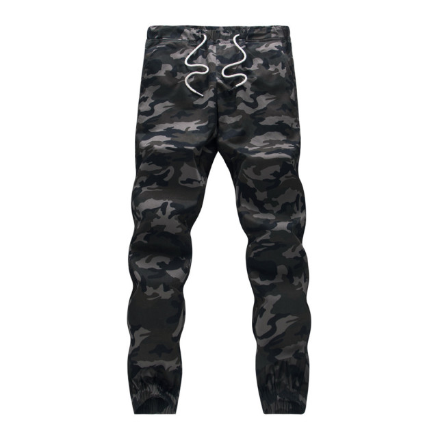 M-5X 2020 Mens Jogger Autumn Pencil Harem Pants Men Camouflage Military Pants Loose Comfortable Cargo Trousers Camo Joggers 3