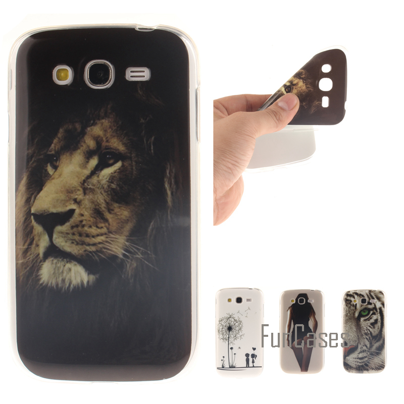 Case For Samsung Galaxy Grand Plus Case i9060i i9082 For coque Samsung Galaxy Grand Neo Plus i9060 Case Silicone Cover samssung ...