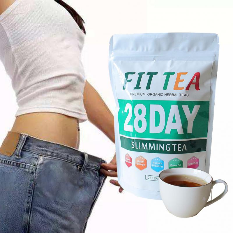Weight Loss Tea 28-day Healthy Individual Teabag Weight Loss Body Cleansing Fit Tea