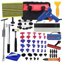 Tools Kit Dent Removal Paintless Dent Repair Tools Car Dent Repair Straightening Dents Instruments Ferramentas