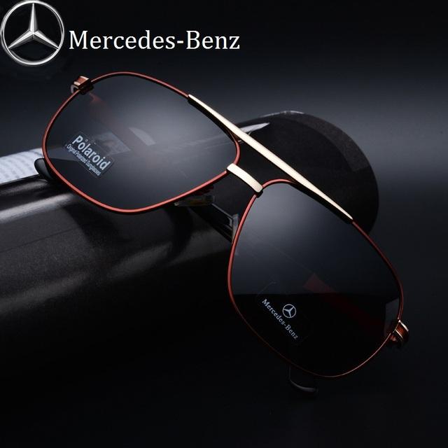 Hombres de la marca de Espejo Polarizado Gafas de Sol Masculinas de Conducción Eyewears Accesorios de Pesca Al Aire Libre de Los Hombres gafas de Sol de los hombres