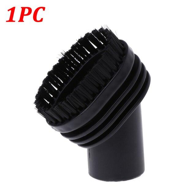 1 PC tête de brosse de nettoyage ovale cheveux de cheval pour aspirateur 32mm pièces de rechange accessoires outil de fente pour maison voiture canapé-lit