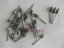 50pcs Dental Lab Assorted Diamond Burs Millers Tooth Drill Jewelers Hot sale