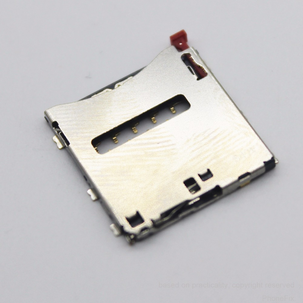Sim Card Reader Tray Socket Holder For Sony Z1 L39h LT39i C6902 C6903 Z Ultra XL39H C6802 C6833 Z1 Compact D5503 M51W