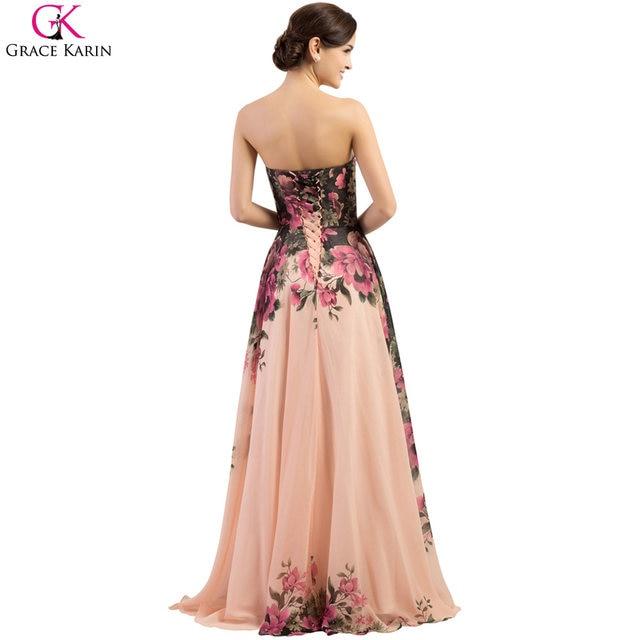 Online Shop Evening Dresses Long Grace Karin 4 Design Robe De Soiree ...