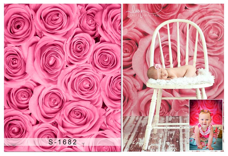 Full of roses background anti wrinkle fleece photography backdrops for photo studio portrait photography background S-1682-A howard aiken – portrait of a computer pioneer